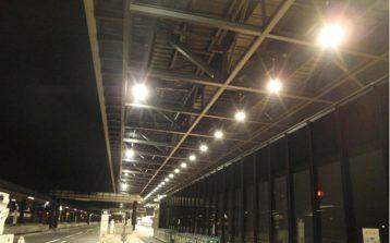 空港エバーライト設置工事